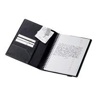 [트로이카] 2-Color LD A5 다이어리 - 블랙 (BOK49/LE) 무료각인/리필노트추가증정