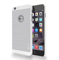I Phone 6 plus ALU white silver