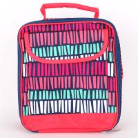 [ALL FOR COLOR]LUNCH TOTE - TRIBAL STRIPE