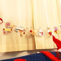 크리스마스 종이큐티가랜드(귀요미친구들)