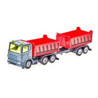 [시쿠]티핑 트레일러 트럭