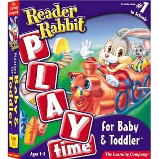 [CD-ROM] 리더래빗 Baby and Toddler - 유아 종합학습 1,2단계