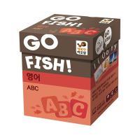 고피쉬 ABC 보드게임 (5세 이상, 2-5인, 영어)