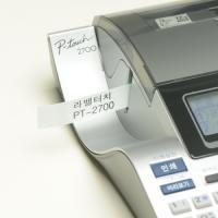 브라더 / 부라더 라벨터치 PT-2700 / 라벨프린터 / 혼합형(휴대용+PC형)