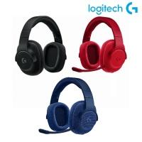 로지텍 7.1 서라운드 게이밍 헤드셋 G433 (PRO-G 오디오드라이버 / 생활방수 / 회전 이어컵)