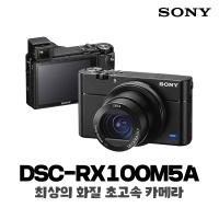소니 사이버샷 하이엔드 카메라 DSC-RX100M5A