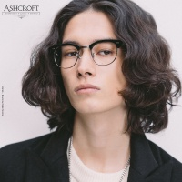 애쉬크로프트 로크 - 블랙 & 다크니켈
