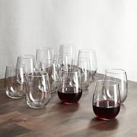비노 스템리스 와인잔 6p