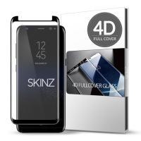 스킨즈 갤럭시S8플러스 4D 풀커버 강화유리 필름(1장)