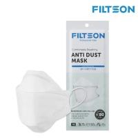 [필슨] 황사 미세먼지 차단용 마스크 KF80 (1매)