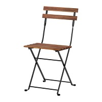 TARNO 아카시아 원목 접이식 의자