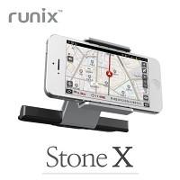 루닉스스톤 X/CD 슬롯용/차량용/휴대폰거치대