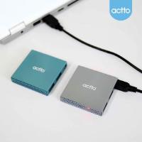 ACTTO/엑토 컬러 메탈 USB 허브 HUB-12
