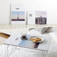 접이식 포스터 테이블 파리/뉴욕