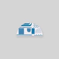 Ocean blue bridge choprest