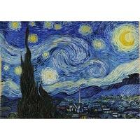 1000조각 목재 직소퍼즐▶ 별이 빛나는 밤에 [WPK1000-17]