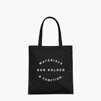 AR Market bag-Black