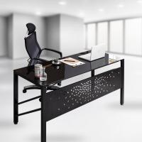 래티코 팰리 철제 디자인 사무용 컴퓨터 책상 1500