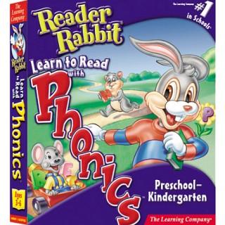 [CD-ROM] 리더래빗 Learn To Read With Phonics (Preschool-Kindergarten) - 리더래빗 파닉스 1단계