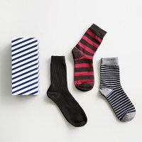 with. SOCKS SENSE - PATTERN (양말3set)