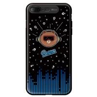 라인프렌즈 iPhone7 + BROWN Beat LIGHT CASE