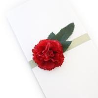어반카네이션 리본꽃봉투 Carnation Enveloe 감사봉투