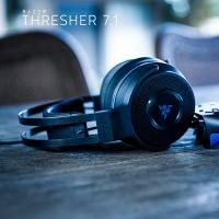 PS4/PC 레이저 트레셔 7.1 무선 헤드셋