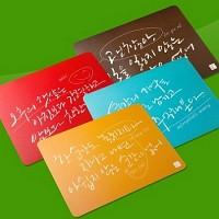 마우스패드 겸용 데스크매트-프랭클린플래너 행복한 판 Ver.2