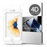 스킨즈 아이폰6 4D 풀커버 강화유리 필름 (1장)