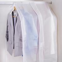 갓샵 행거 가리개 커버 덮개 반투명 의류 옷장 가림막
