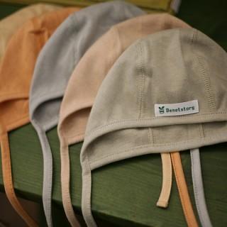 [완제품] 천연염색 파일럿 모자