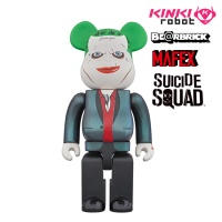 [KINKI ROBOT] 조커 베어브릭 1000% BEARBRICK THE JOKER SUICIDE SQUAD (1610007)