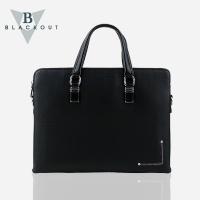 [블랙아웃]B6385 남성 서류가방 회사원가방