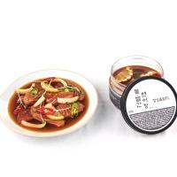 [홍조식품] 볼빨간 연어장 1kg