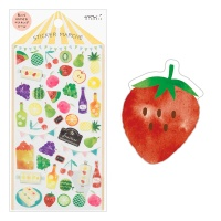 Sticker Marche - Fruit