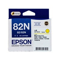 엡손(EPSON) 잉크 C13T112470 / NO.82N / 노랑 / Stylus Photo R290,R390,RX590,RX610,RX690,T50,TX650,TX700W,TX720WD,TX800FW,TX820FWD
