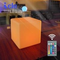 방수기능 인테리어 충전식 LED무드등 ICLE-MC50