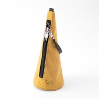 [OJISAN 25th] Triangle Pen Pouch Yellow