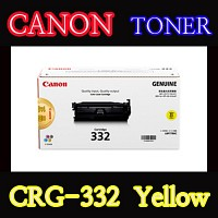 캐논(CANON) 토너 CRG-332 / Yellow / CRG332 / Cartridge332 / LBP7780CX / LBP7784CX / LBP7786CX