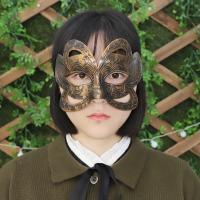 청동 나비가면 (골드)