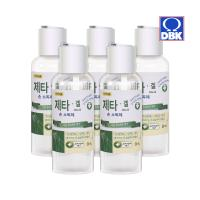 [제타]에탄올 62% 휴대용 손소독 세정제 50ml 5개