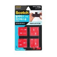 3M 스카치 강력 블랙박스 하이패스용 (투명) CLT33[00359753]