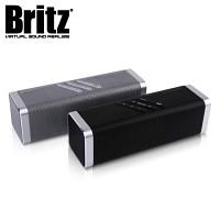 [브리츠] 휴대용 블루투스 스피커 BR-3320 BLOCK (통화가능 마이크 내장 / MP3 & 스마트폰 등 외부 입력 AUX단자 / USB 충전 / 배터리내장)