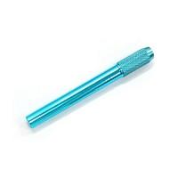 아트포인트 알루미늄 연필깍지/펜슬홀더 (소)-Blue