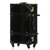 [MXM] 헤라 24인치 블랙 - 빈티지 하드케이스 캐리어