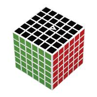 6x6 오리지널 큐브(FLAT) - 베르데스