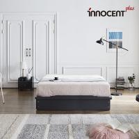 [이노센트] 리브 플로잉 평상형 침대 Q/K