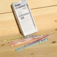 [Pentel] 캡이있는 샤프..일본 펜텔 0.5mm 샤프펜슬 캐플릿 1다스(12자루)