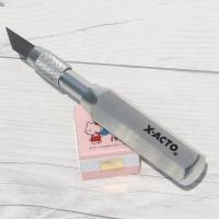 엘머스 X-ACTO 디자인 아트나이프 HEAVY DUTY 3206