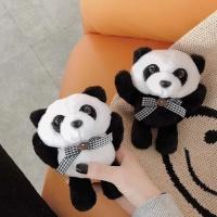 에어팟1/2 귀여운 판다곰 인형 실리콘케이스_팬더 449